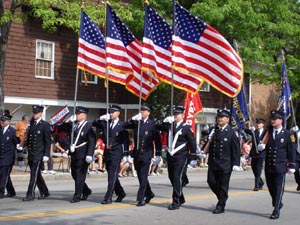 2015 Town of Belmont Memorial Day Parade